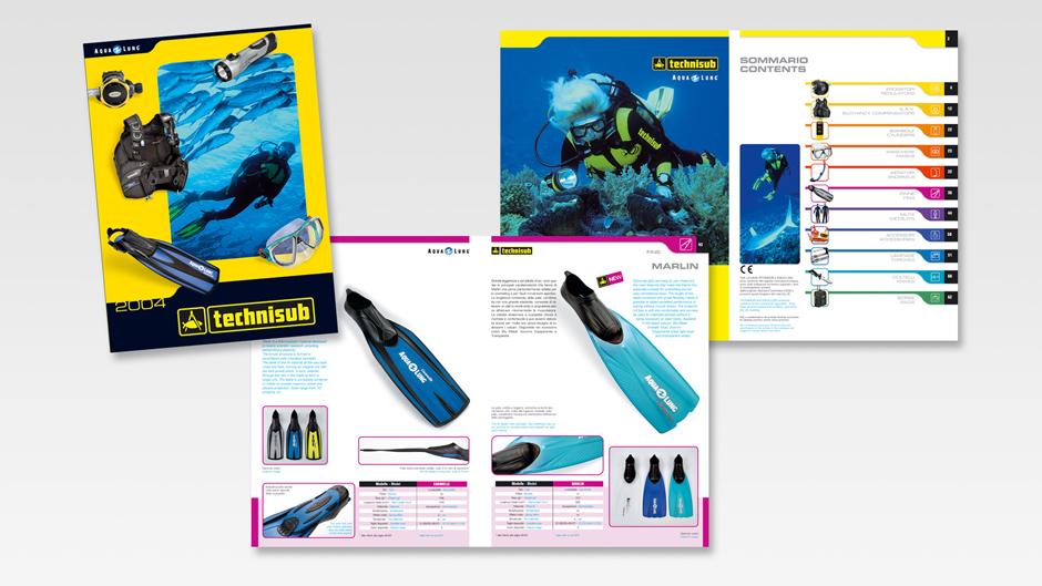 Catalogo Technisub 2004