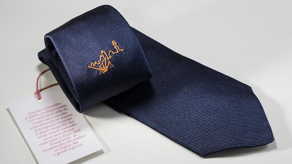 Cravatta - oggettistica per EUCAS