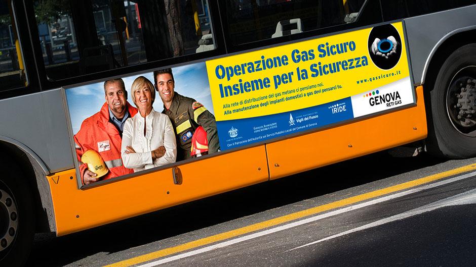 Bus Gas Sicuro