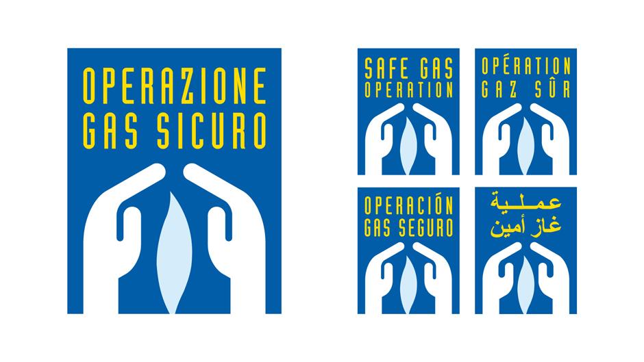 Logo Operazione Gas Sicuro