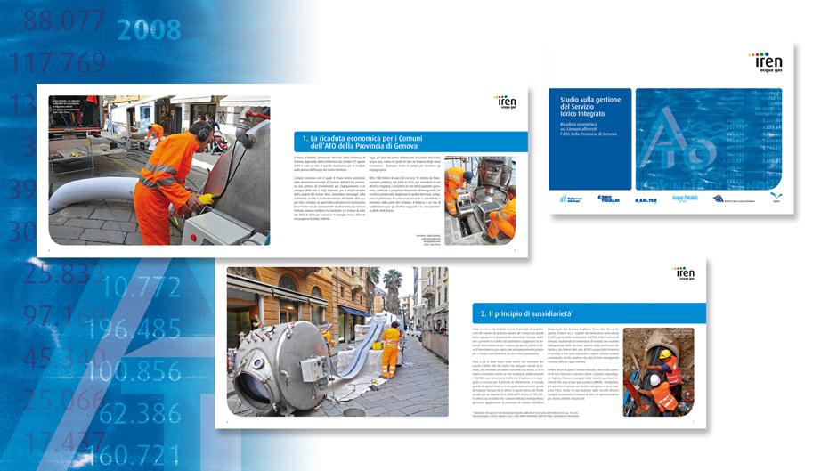 Studio sulla gestione del SII per Iren Acqua Gas