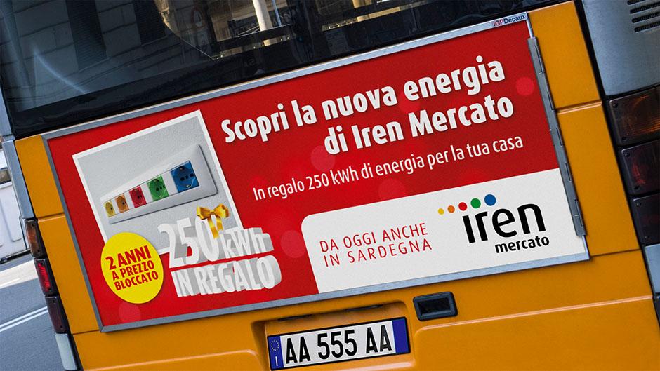 Bus Iren Mercato