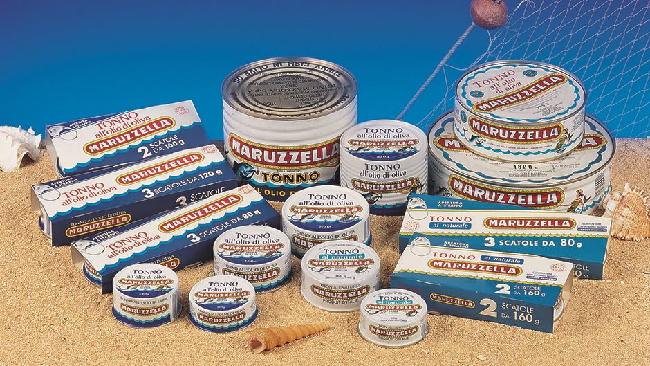 packaging Maruzzella