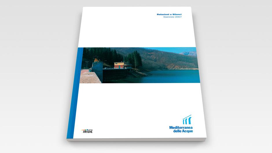 Bilancio Mediterranea delle Acque 2007