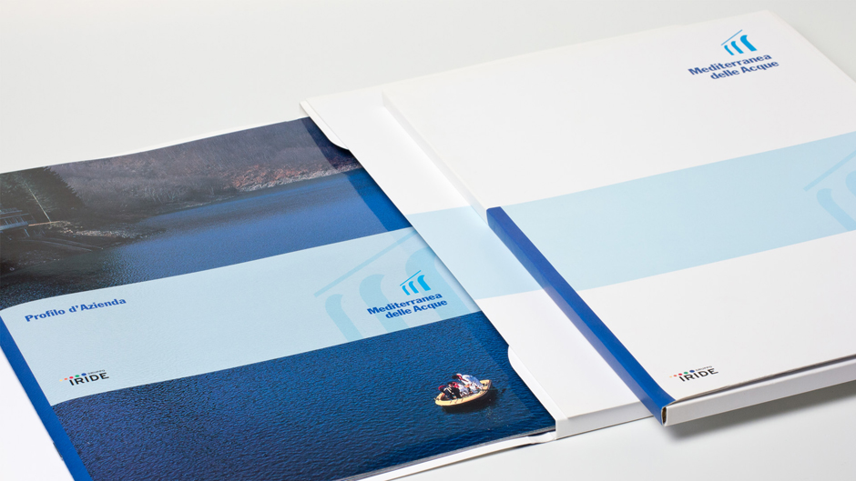 Cartellina Mediterranea delle Acque