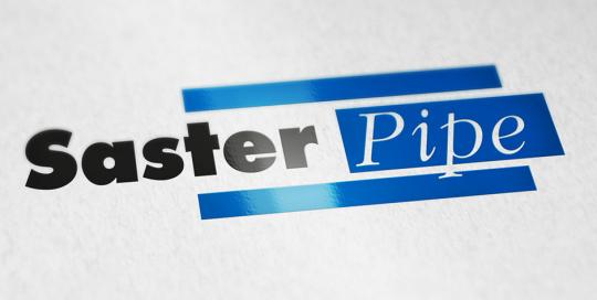 Logo Saster Pipe