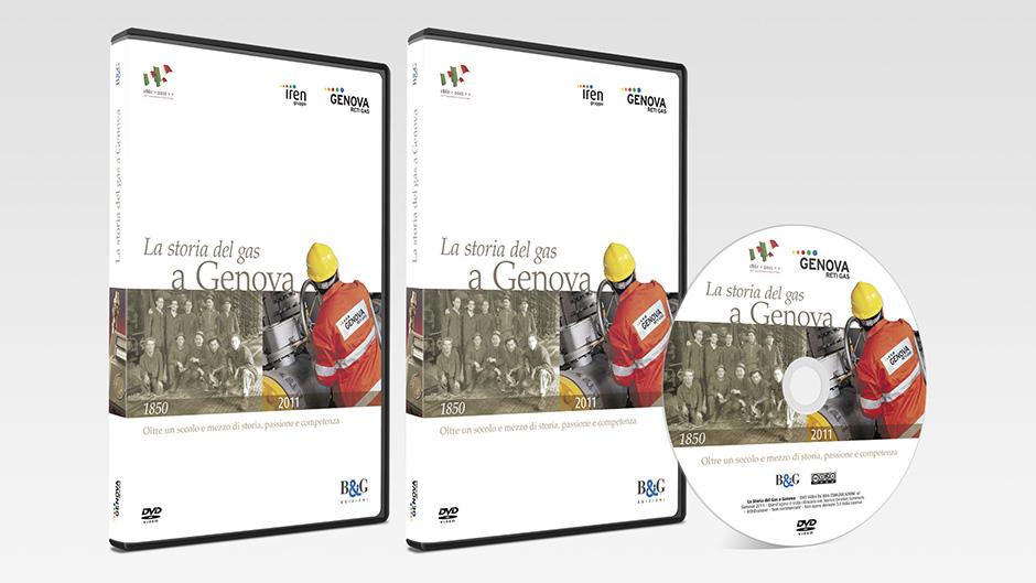 DVD La storia del gas a Genova