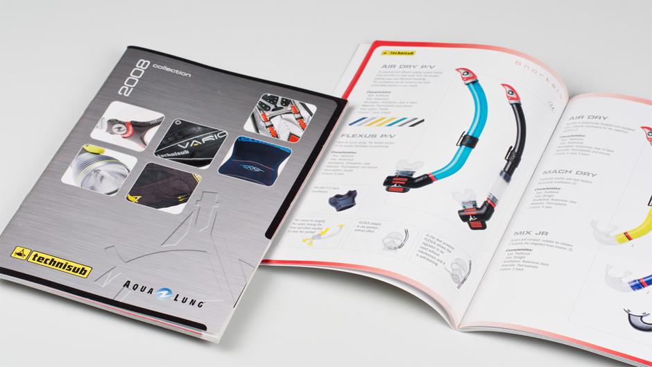 Catalogo Technisub 2008
